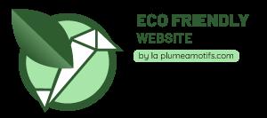Logo label green